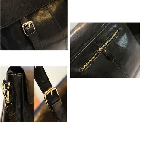 Korean Inner Bag new korean version belt decoration pu leather messenger bag shoulder bag us 23 35 sold out