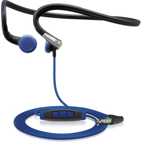 Earphone Sennheiser Sports Earbud By Adidas sennheiser pmx 685i sports neckband headset pmx 685 i sports b h