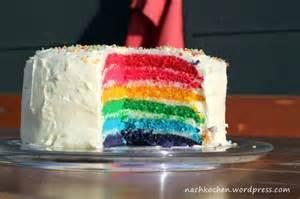 etagen kuchen kuchen in farbe und bunt nachgekocht