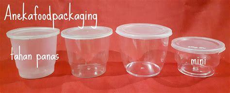Cup Puding Bening jual gelas cup puding bening ttp anekafoodpackaging