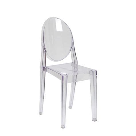 Ghost Chair Armless by Ghost Chair