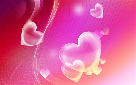 background design heart 40 cool pink wallpapers for your desktop