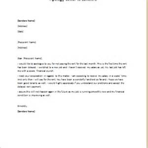 Apology Letter To Landlord For Late Rent Payment Apology Letters Writeletter2