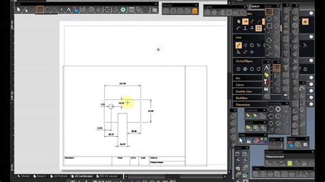 turbocad deluxe 2016 a 3d mechanical project for