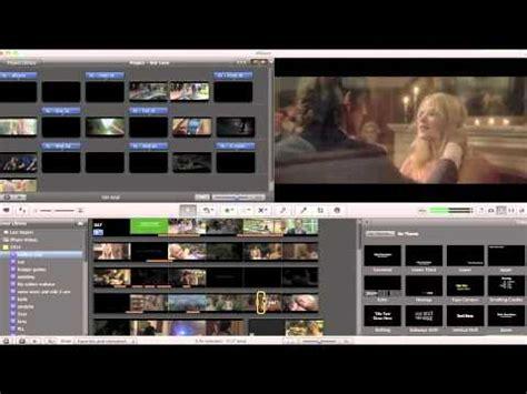 imovie tutorial quick 3 how to make a trailer using imovie wattpad tutorial