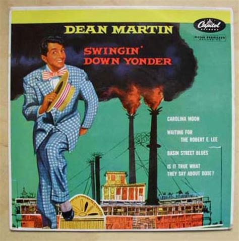 swing dean martin dean martin swingin down yonder records lps vinyl and