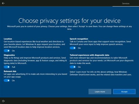 most up to date windows 10 version microsoft finally reveals what data windows 10 collects