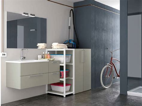 style bagno bagno industrial style