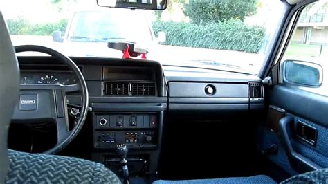 Volvo 240 Interior by Volvo 240 Sedan View From The Rear Seat Walk Around