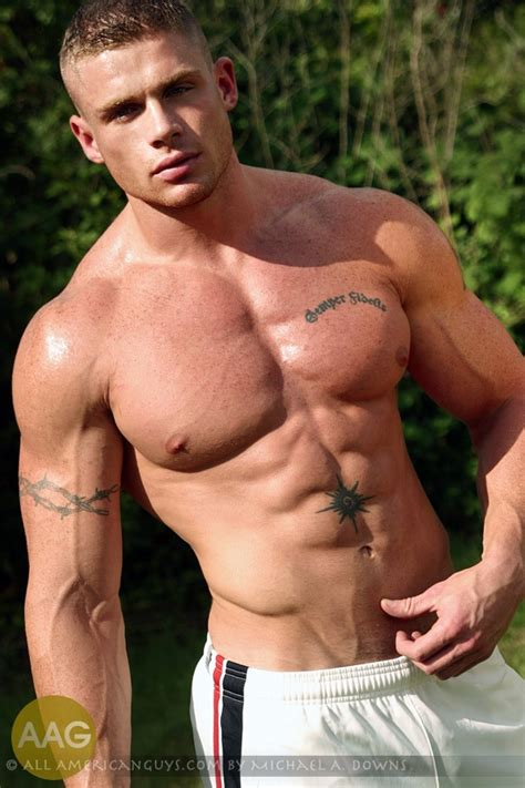 hot marine men former marine and bodybuilder jasen bruce all american