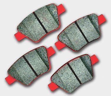 brake bedding bedding brake pads