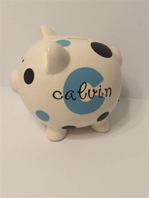 best piggy bank 25 best personalized piggy bank ideas on