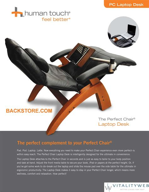 chair with laptop desk chair pc laptop computer desk table for the