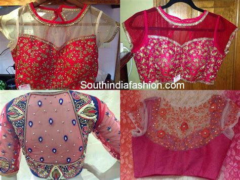 blouse pattern net saree net blouse designs images mexican blouse