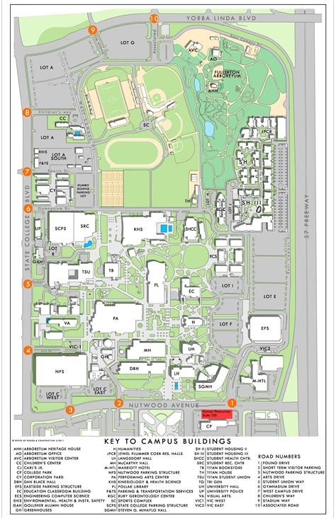 cal state fullerton map human resources diversity and inclusion maps and directions