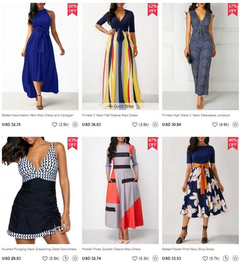 review site rosewe reviews 2018 is rosewe legit clothing site