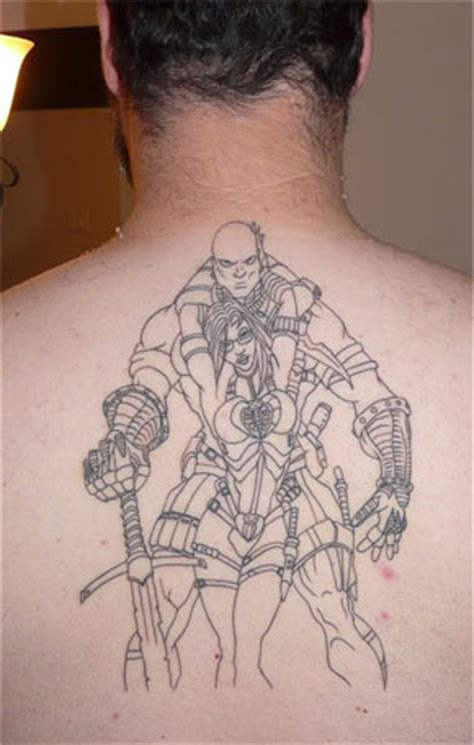 gi joe tattoos of gi joe and baroness by jamietyndall on deviantart