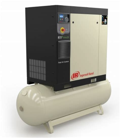ingersoll rand ri rotary screw air compressor
