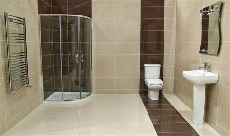 bathroom ideas brown cream tiles nationwide tiles and bathrooms 50 sale now on