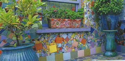 Mosaic Ideas For Garden Mosaic Patio Wall Garden Mosaic Ideas Mosaic Ideas For The Garden Garden Wall Mosaic