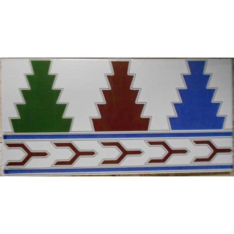 azulejos patio andaluz andaluz pinos 14x28cm azulejos tienda