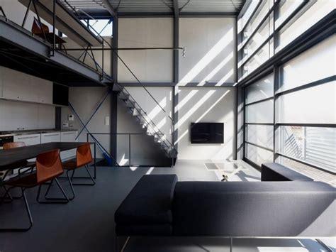 Modern Steel Framed Home In Super Minimalist Interior Metal Interior Design