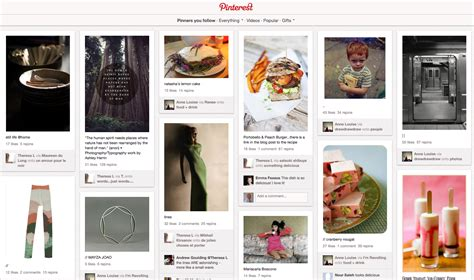 pinterest com how to use pinterest deep footprints
