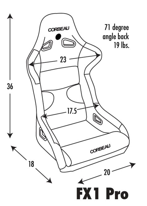 car seat dimensions order seats4cars aftermarket car seats all cars race