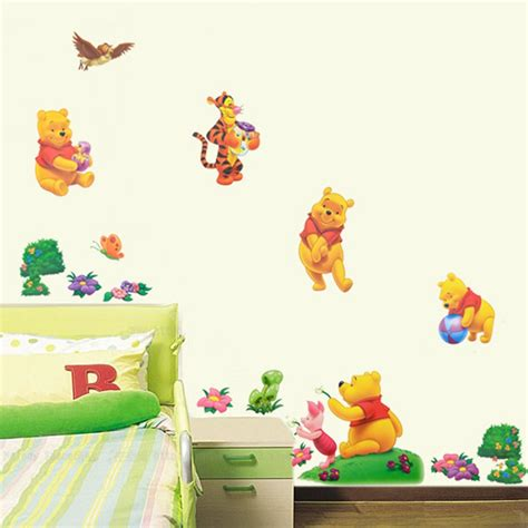 winnie the pooh stickers for walls winnie the pooh wall stickers wall ideas