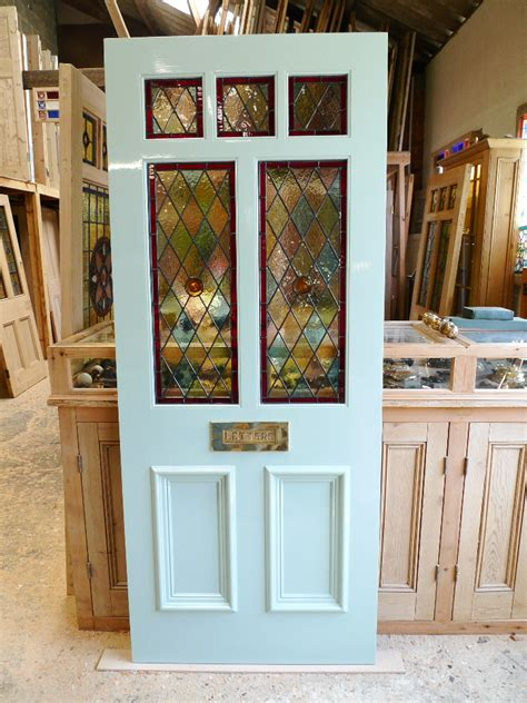 Stained Glass Door Company A Style Stained Glass Front Door Stained Glass Doors Company