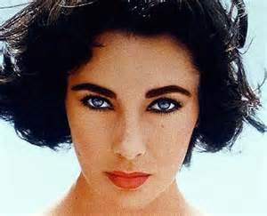 elizabeth eye color elizabeth eye color did she really