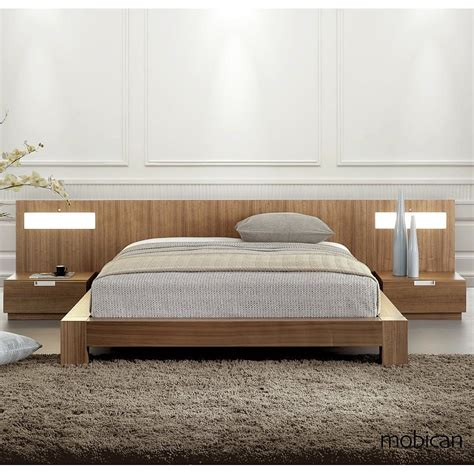 low bed ideas modern low bed designs for minimalist bedroom decor