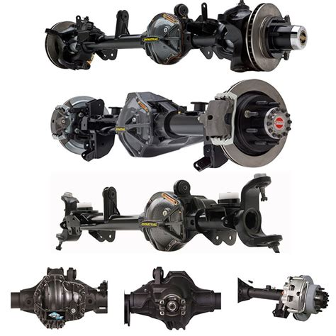 Jeep Tj Axle Comparing Axle Upgrade Options For Your Jeep Wrangler Jk