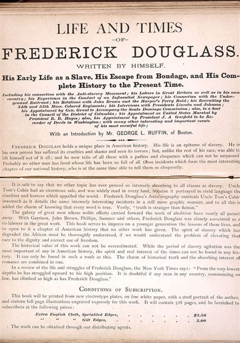 biography frederick douglass 52 best biography frederick douglass images on pinterest