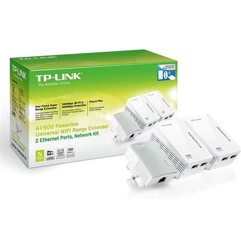 tp link powerline 3 powerline tp link wpa4220t v1 av500 wireless 3 pack