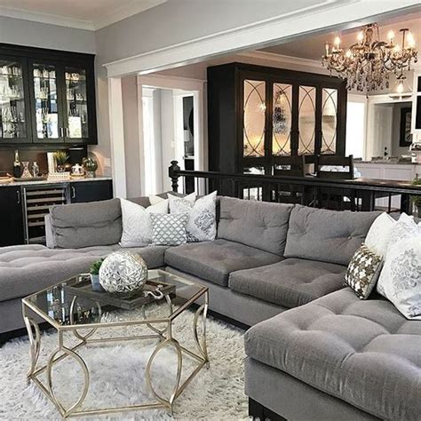 living room with gray sofa 25 best ideas about living room layouts on pinterest