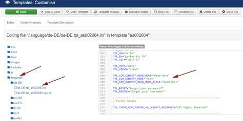 joomla category blog layout override joomla language override as blog