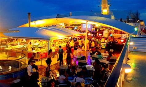 bali hai sunset dinner cruise bali camp