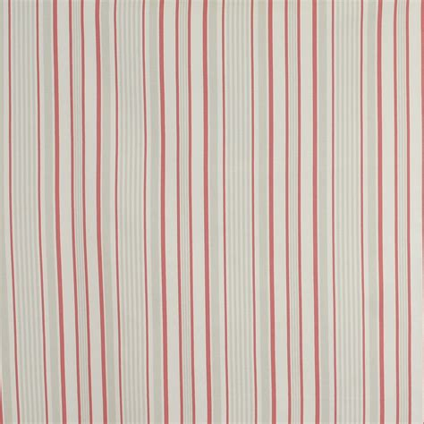 home decor fabrics home decor fabric english cottage stripes coral