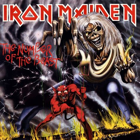 The Sync Whole: Iron Maiden