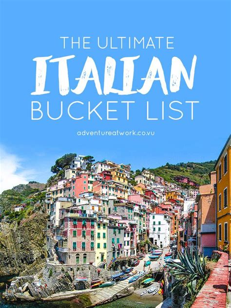 best vacation in italy 25 best ideas about italy travel on italy