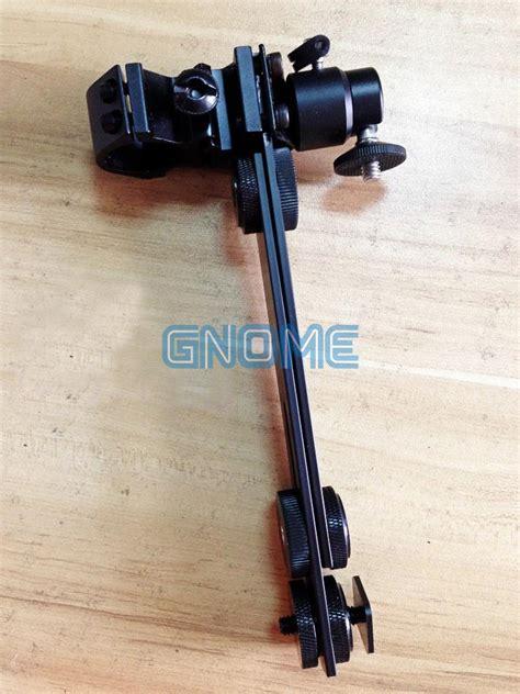 diy scope diy bracket rifle scope mount for vision