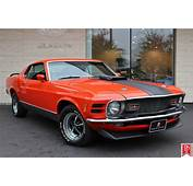 1970 Ford Mustang Mach 1 Super Cobra Jet  Exotic Car List
