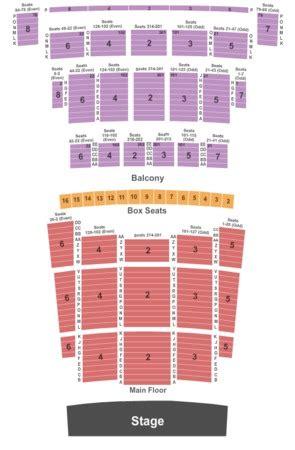 detroit opera house seating map detroit opera house tickets in detroit michigan detroit