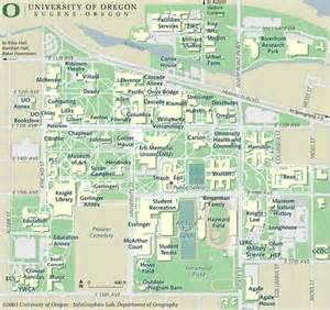 u of oregon map cus map department of mathematics