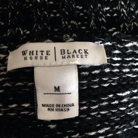 white house black market sizing white house black market duster cardigan size 10 m tradesy
