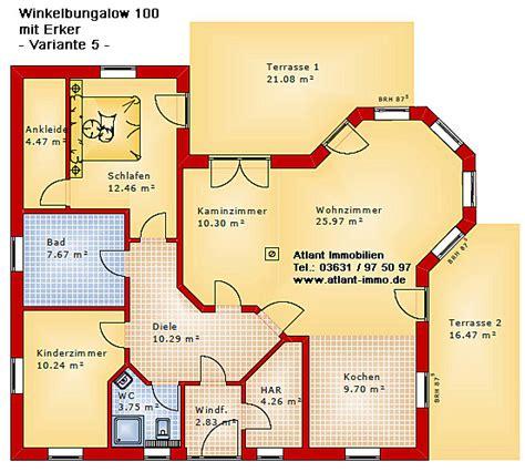 wohnfläche k 252 che bungalow grundriss offene k 252 che bungalow grundriss