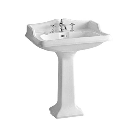 large pedestal sinks bathroom american standard cornice vitreous china pedestal combo