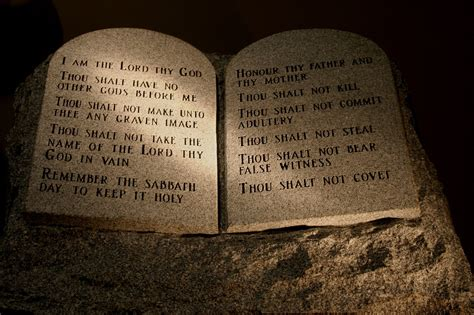 The Ten Commandments ohio student goes on strike after removal of ten