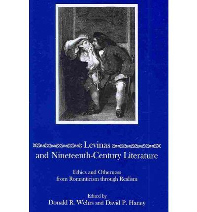 Themes In Nineteenth Century Literature | levinas and nineteenth century literature